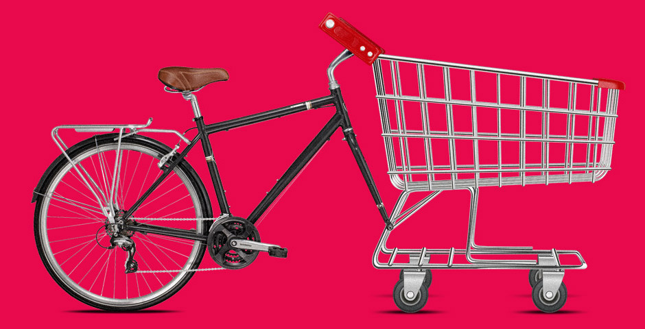 Bicicleta diferente